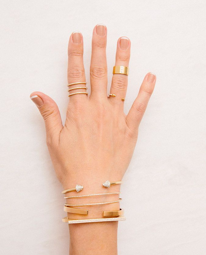 Master the delicate jewelry trend with Lauren Conrad's favorite pieces