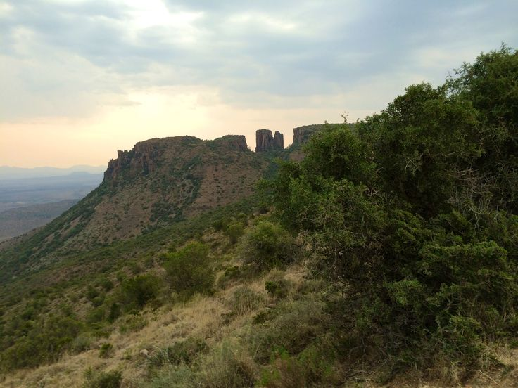 Valley of desolation, Graaff-Reinet, South Africa.