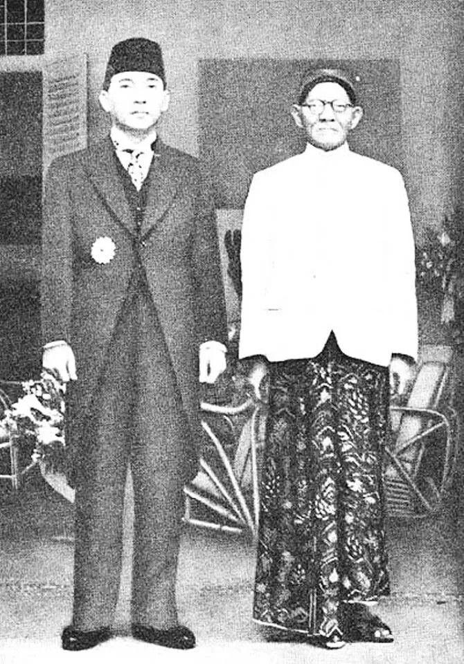 Sukarno & His Father