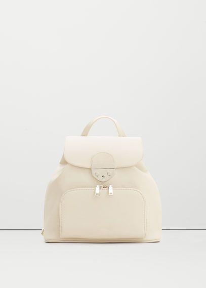 Рюкзак с карманом спереди