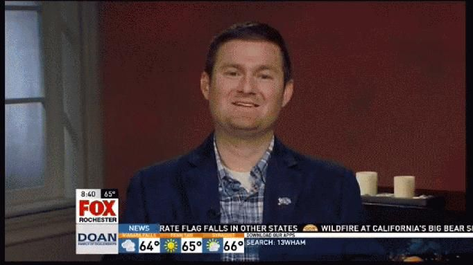 Call it a throwback Thursday... This time last year, everyone was doing the Ice Bucket Challenge, dumping buckets of ice on their heads. On Good Day Rochester, Pat Quinn, co-founder of the Ice Bucket Challenge for ALS, gives us an update on the challenge.
