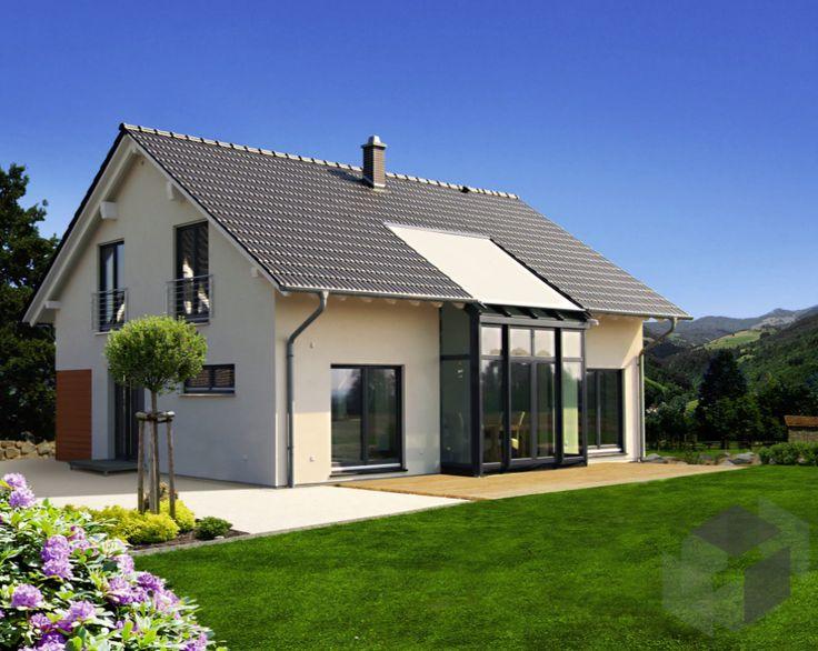 27 best h user mit wintergarten images on pinterest. Black Bedroom Furniture Sets. Home Design Ideas