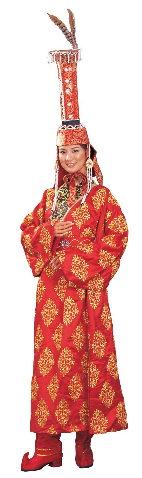 Women's Clothes from the Liao, Jin and Yuan Dynasties