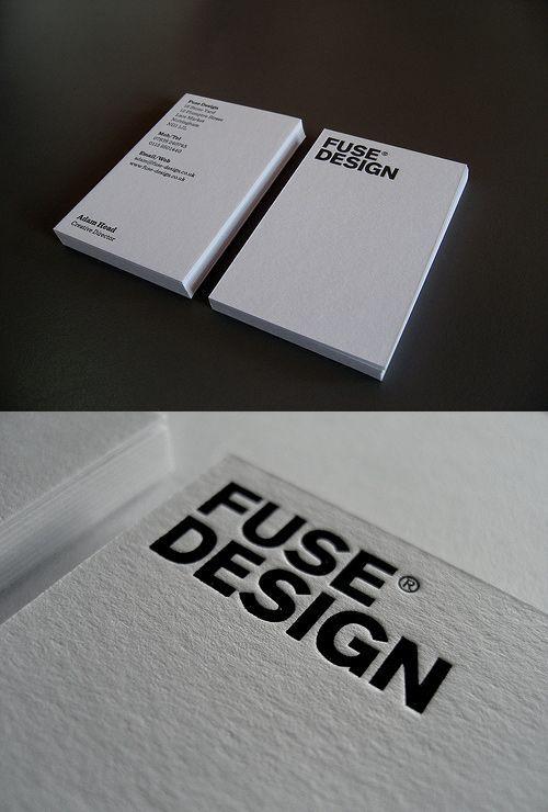 36 Fresh Business Cards For Inspiration - DesignM.ag