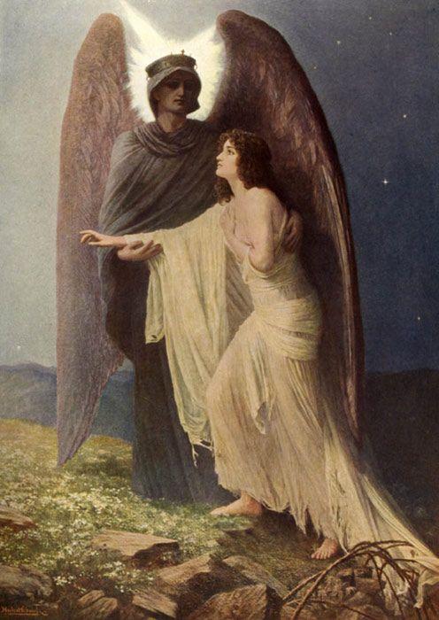 Pre-Raphaelite Gallery | ... The Great Awakening 1897, Pre - Raphaelite - Free Pictures and Photos