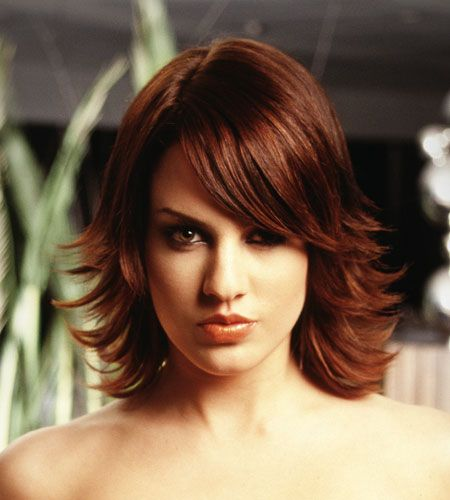 14 Best The Flip Hair Cut Images On Pinterest Hairstyles