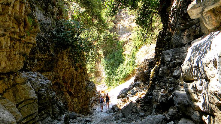 The gorge of Imbros http://cretazine.com/en/crete/travel-explore/crete-in-action/item/529-gorge-of-imbros