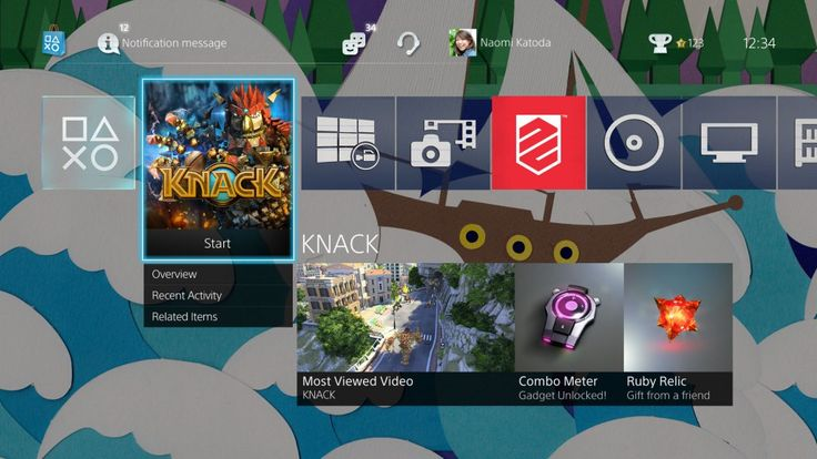 Playstation 4 Software Update 2.00 preview - Many new features including SharePlay, YouTube support and more...  #Playstation #PSN #PS4 #gaming #news #vgchest