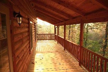 Lakefront Mountain Vacation Cabin in the North Carolina Blue Ridge area (Pretty sure this is the one)  :)