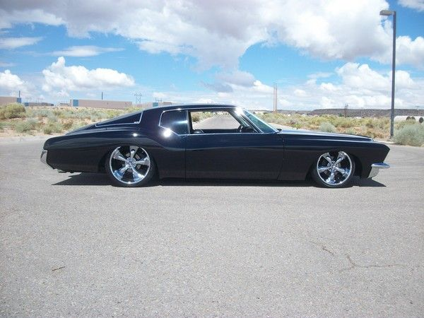 buick riviera with wheels