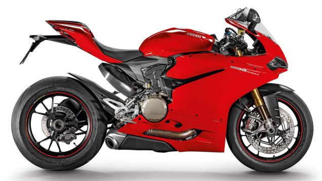 New 2015 Ducati 1299 Panigale Is A 205-HP Supercomputer
