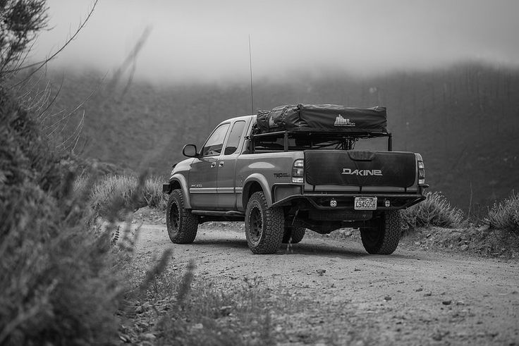 Custom Built By Solo Motorsports In Ca Features Hidden Hitch Behind Lic Plate Fully Boxed In Construction Inside And Ou Tundra Truck Tundra Toyota Tundra Trd