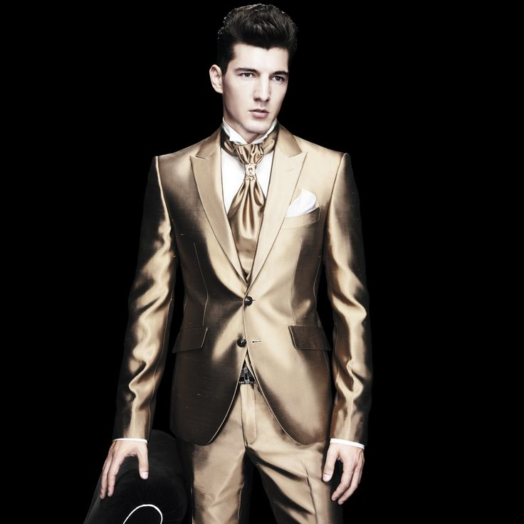 The top model Andrea Preti for Carlo Pignatelli Cerimonia 2012 adv! - #carlopignatelli #andrepreti #sposo #cerimonia #groom #fashion #topmodel #style