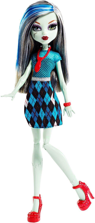 Todo sobre Monster High: Fotos de muestra de Draculaura, Gigi Grant, Frankie Stein y Clawdeen Wolf