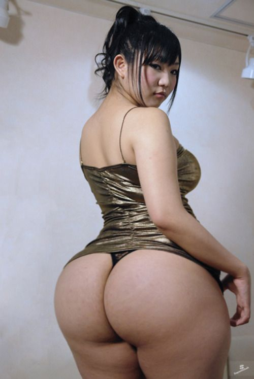 asian wide hips