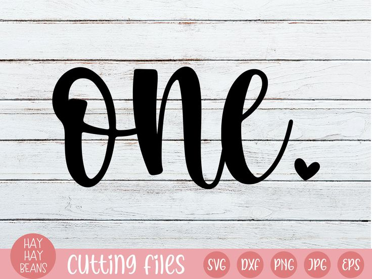 One SVG First Birthday SVG Baby girl birthday svg