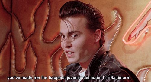 Cry Baby - Johnny Depp
