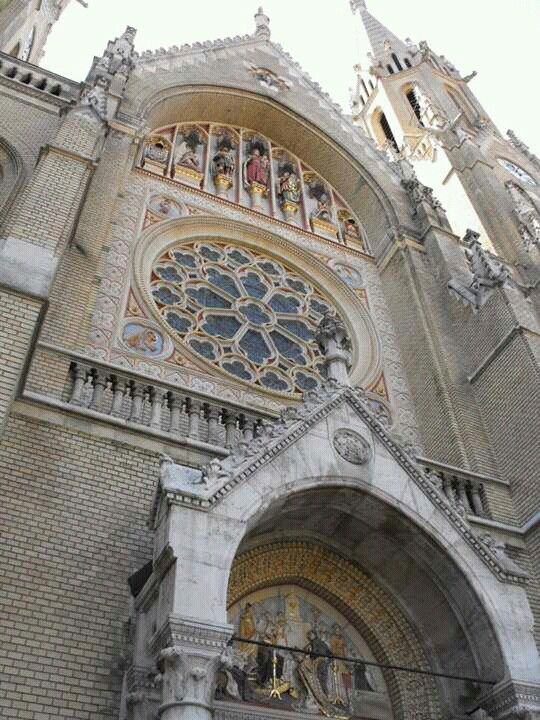 Szent Erzs 233 Bet Templom Budapest Hungary Magyarorsz 225 G