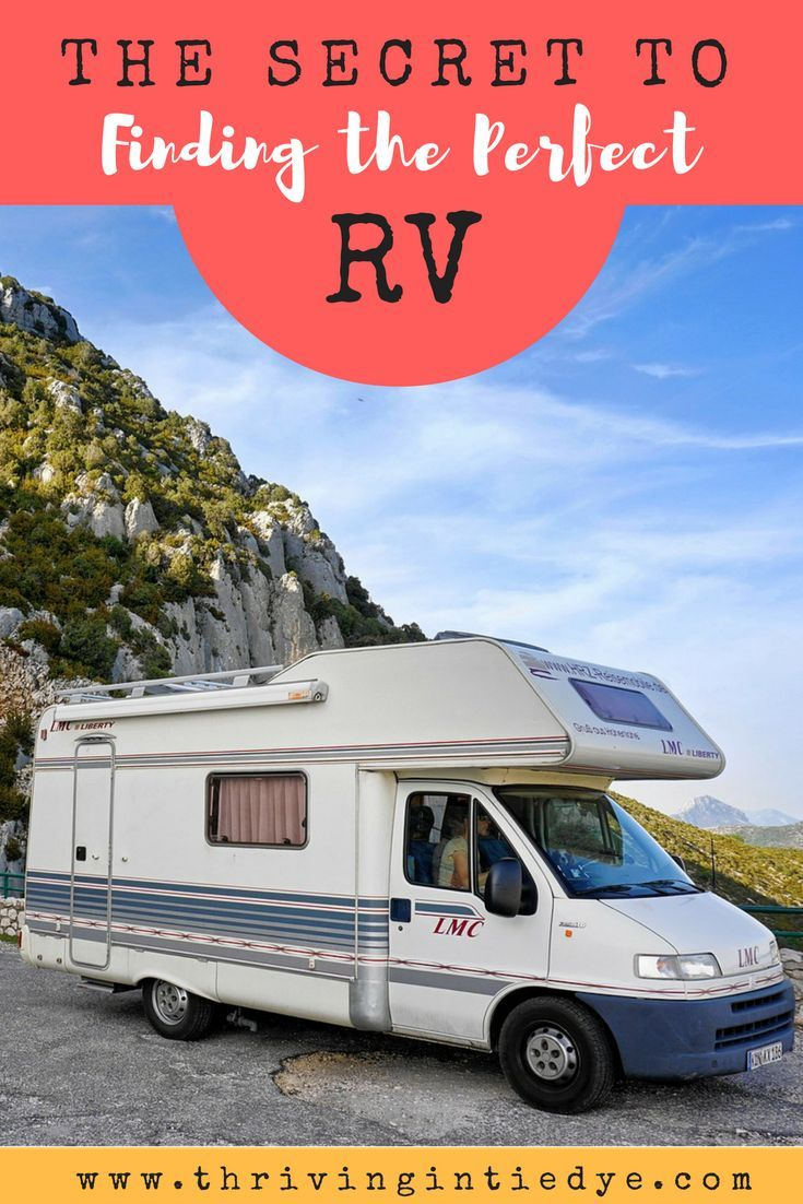 If you dream of finding the perfect RV, camper, or bus - we have a few tips for you! Check out the story of how we found our perfect motorhome - and how you can too!
