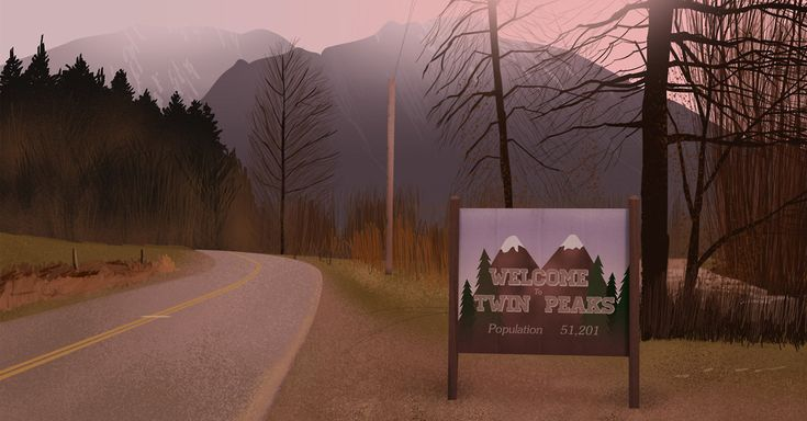 Twin Peaks by David Lynch & Mark Frost. This blog is filled with secrets.