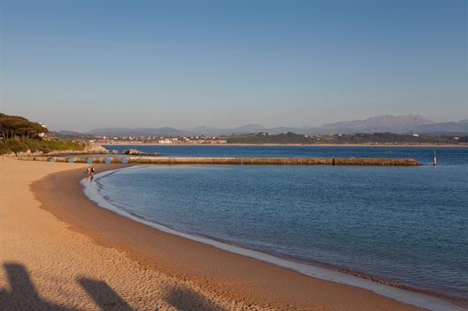 Cantabria - Magdalena beach - Santander