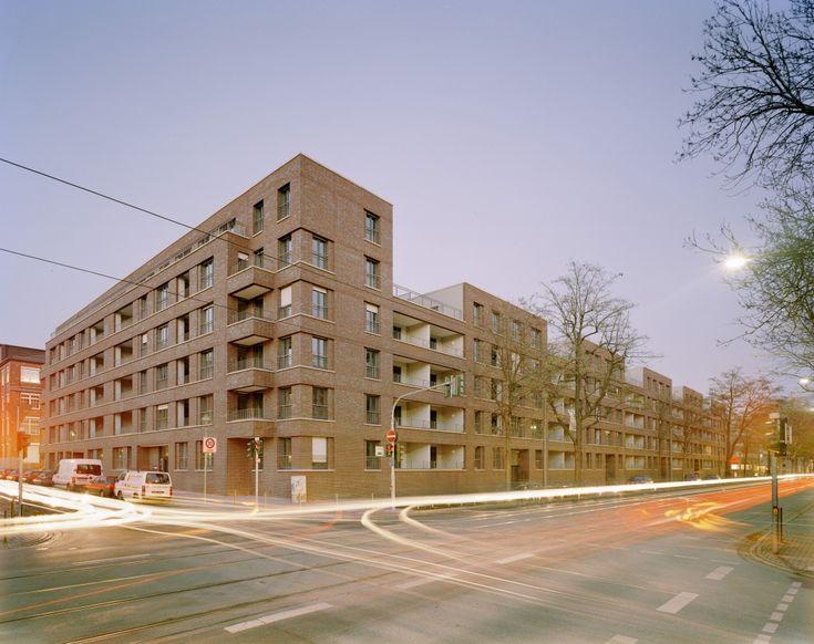 Voltastraße Housing
