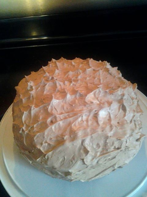 coolwhip cake icing