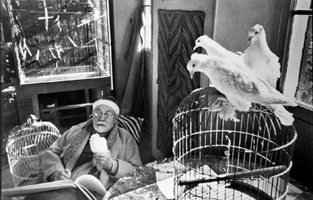 Χένρι Ματίς, 1944