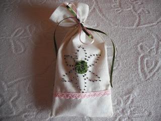 Creative Handmade Linen Gift Bags