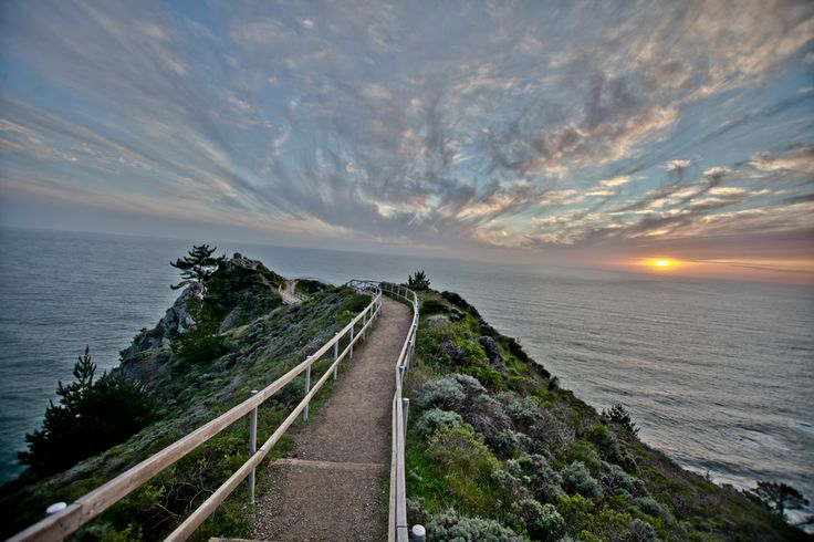 The Muir Beach Overlook. | 21 Reasons Marin County Is The Most Beautiful County