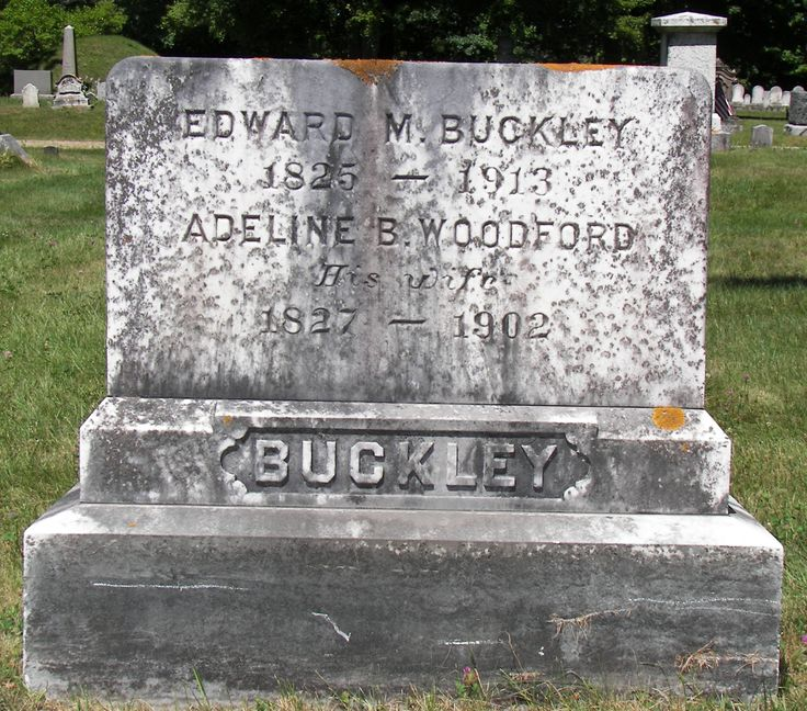 Adeline B. Woodford Buckley (18271902) Find A Grave
