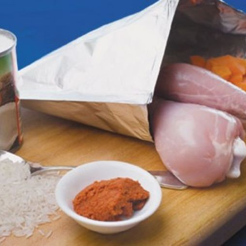 Bake bag dinners for one: Five spice chicken | Healthy Food Guide