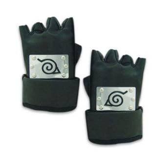 DIY Naruto Costume, Naruto Cosplay : Naruto Gloves, Kakashi Gloves, Ninja Gloves (Size 16 X 10 Cm) Series2