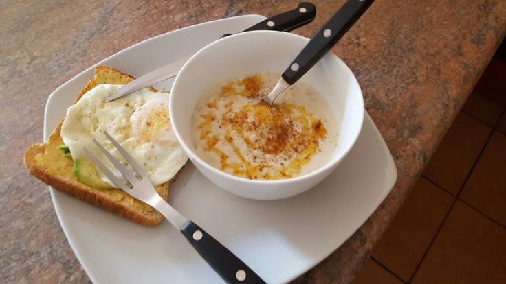 Oats and eggs - i don't think i have  emphasized enough how important a good healthy breakfast is.