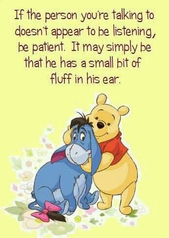 311 best Winnie the Pooh images on Pinterest | Pooh bear ... Disney Quotes Eeyore