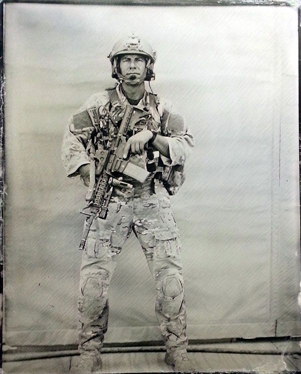 These Are the First Combat Zone Tintype Photos Created Since the Civil War
