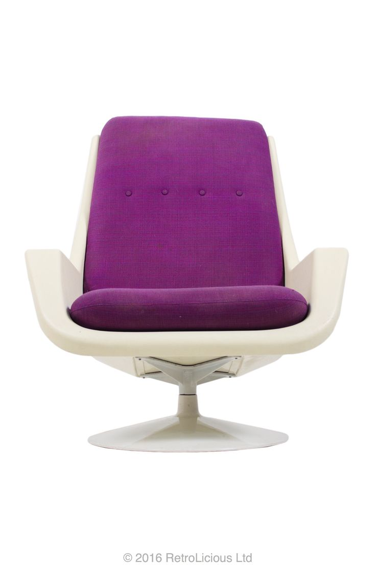 Robin Day for Hille Fibreglass Armchair by RetroLiciousLtd