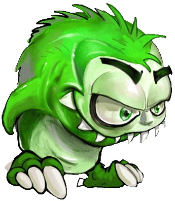De familie Morris dacht dat de monsters gewone mensen  waren met kostums. Het bleek later te zijn dat de monsters echte monsters zijn die professor Hubbel heeft gecreërd.