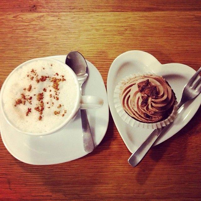 Cappuccio & #Cupcake #dolcelab