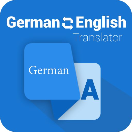You can learn German language by taking free education app course of English to German translation and German to English translation