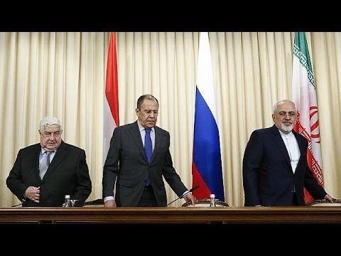 """INC News Commentary: Siria, Russia e Iran: """"attacco chimico a Idlib vol..."""