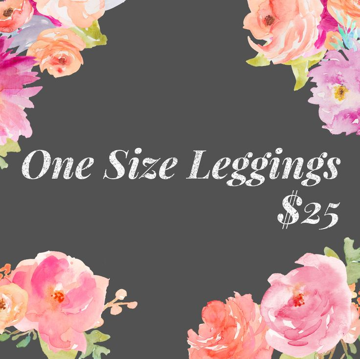 OS One Size Leggings LuLaRoe Facebook album cover with pricing