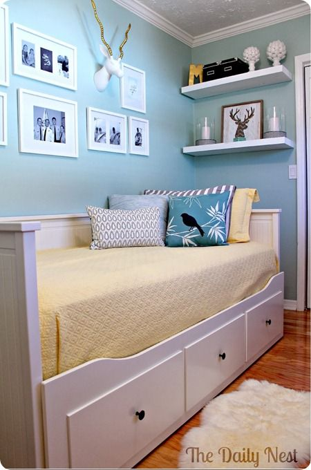 April Before and After/Thrifty Decor Chick featured The Daily Nest!!