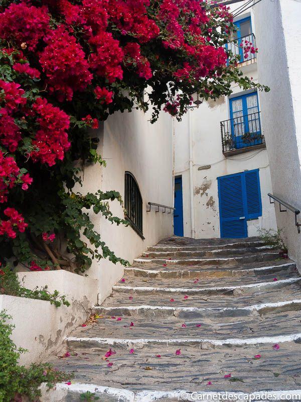 Visite de Cadaqués, village de la Costa Brava en Espagne - Balade dans le centre historique, excursion en bateau et bonnes adresses!