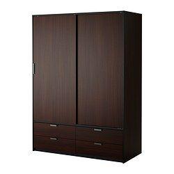 Armarios con o sin puertas correderas - IKEA