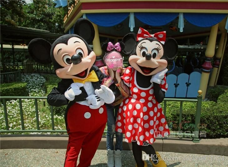 2017 Factory Direct Selling High Quality Mickey Mouse Mascot Mickey Mouse Mascot Costume Rent Mascot Costume Team Mascot Costumes From Xuziyu871024, $45.64  Dhgate.Com