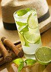 Recettes de cocktails à base de menthe fraîche
