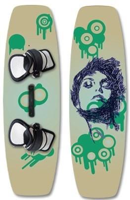 Grunge Head Design