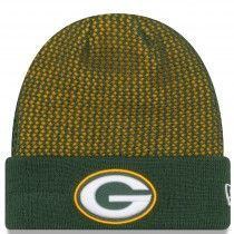 Green Bay Packers Crown Weave Knit Hat