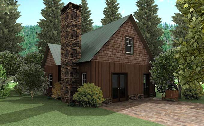 1000 ideas about small cottage house on pinterest small for Small stone cottage house plans